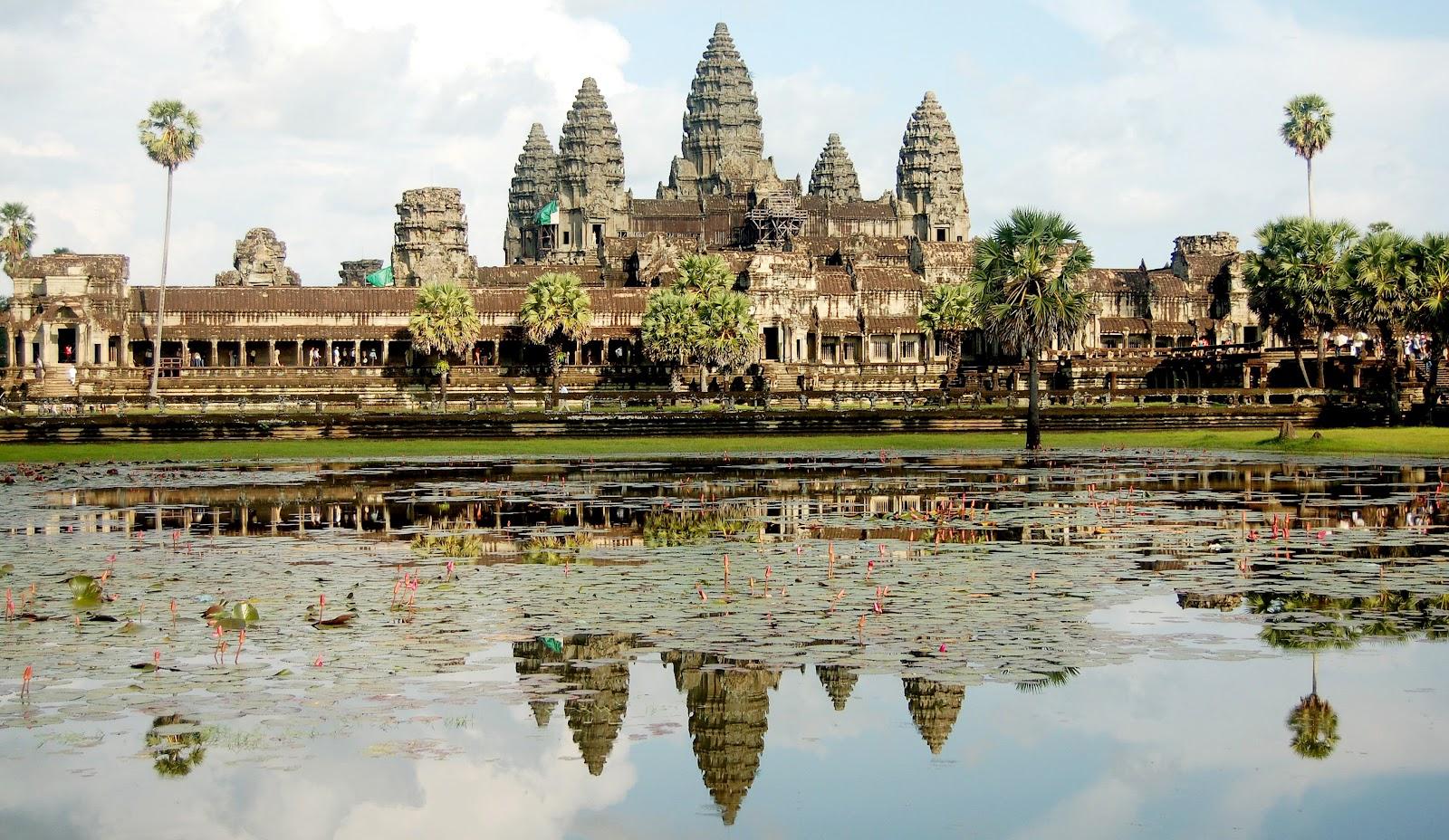 胡志明市 - 湄公河 - 柬埔寨