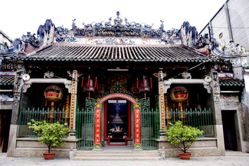 胡志明市东方之珠